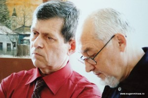 Eugen Mircea şi Valentin Ciucă